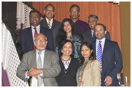 2011 executive committee of SLMANA