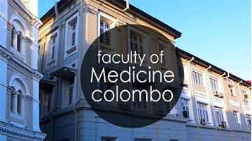 Faculty of Medicine Sri Lanka
